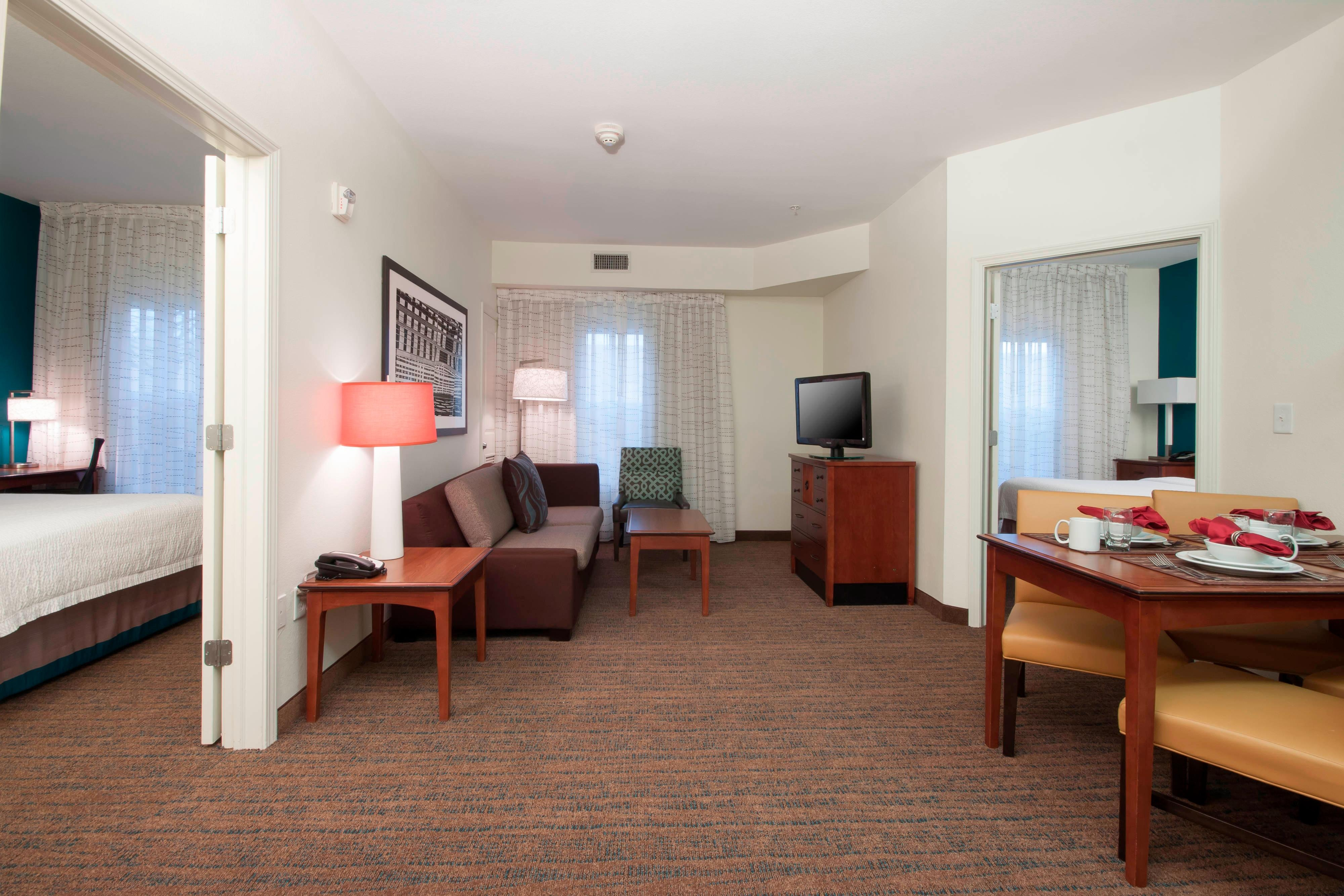 San Antonio Hotel Two Bedroom