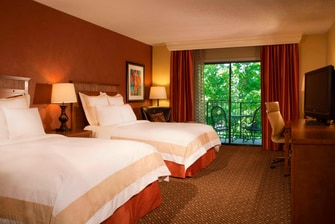 Marriott Plaza San Antonio Guestrooms