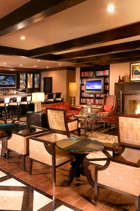 Marriott San Antonio Lounge
