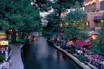 River Walk Nightlife