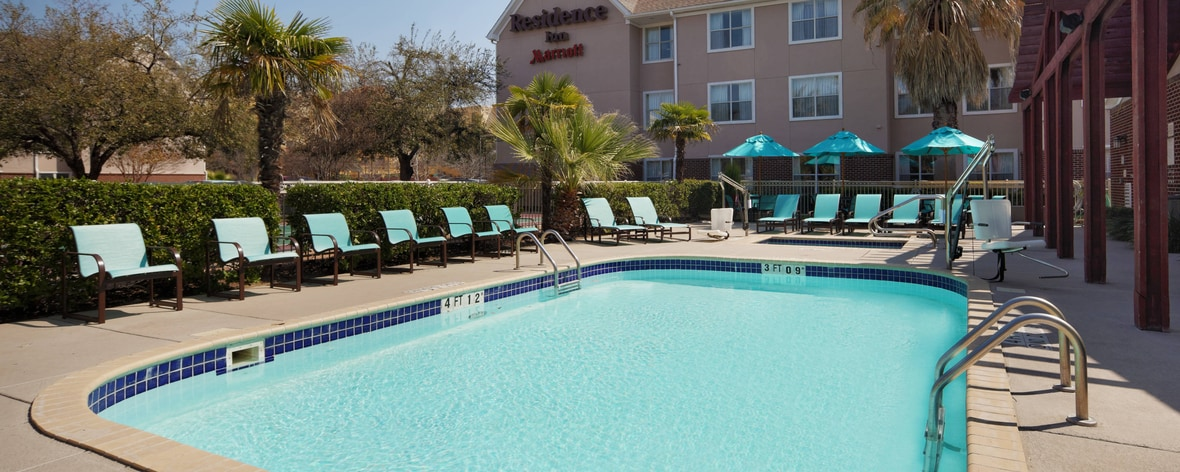 Downtown San Antonio Extended Stay Hotel Pet Friendly