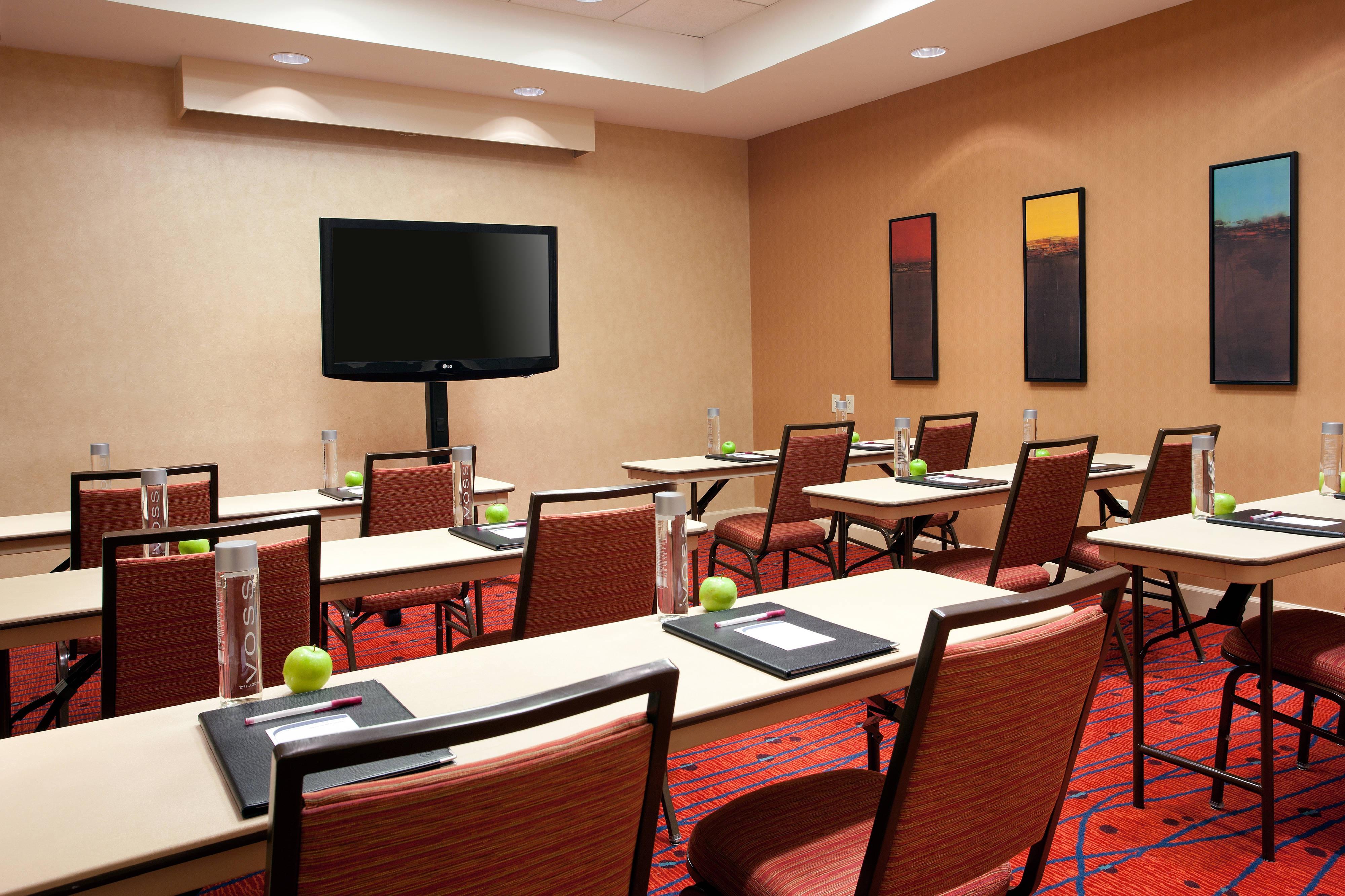 Espacio para reuniones del hotel de San Antonio