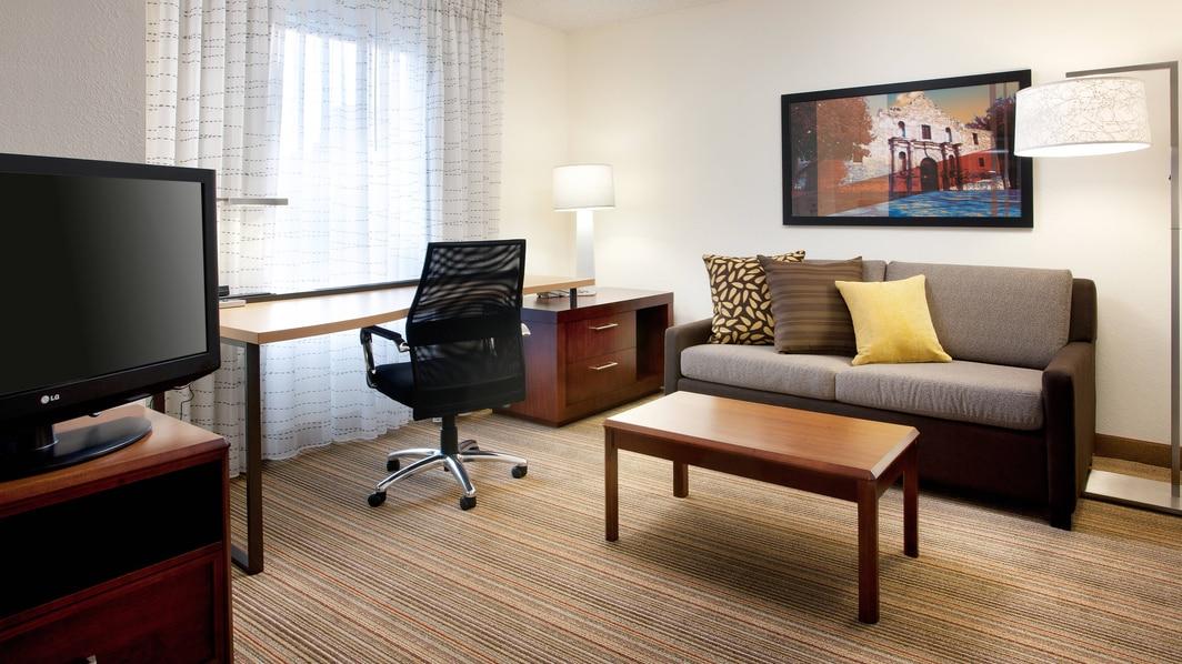 Suite de hotel de San Antonio