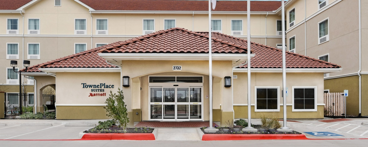 Extended Stay Seguin Hotel