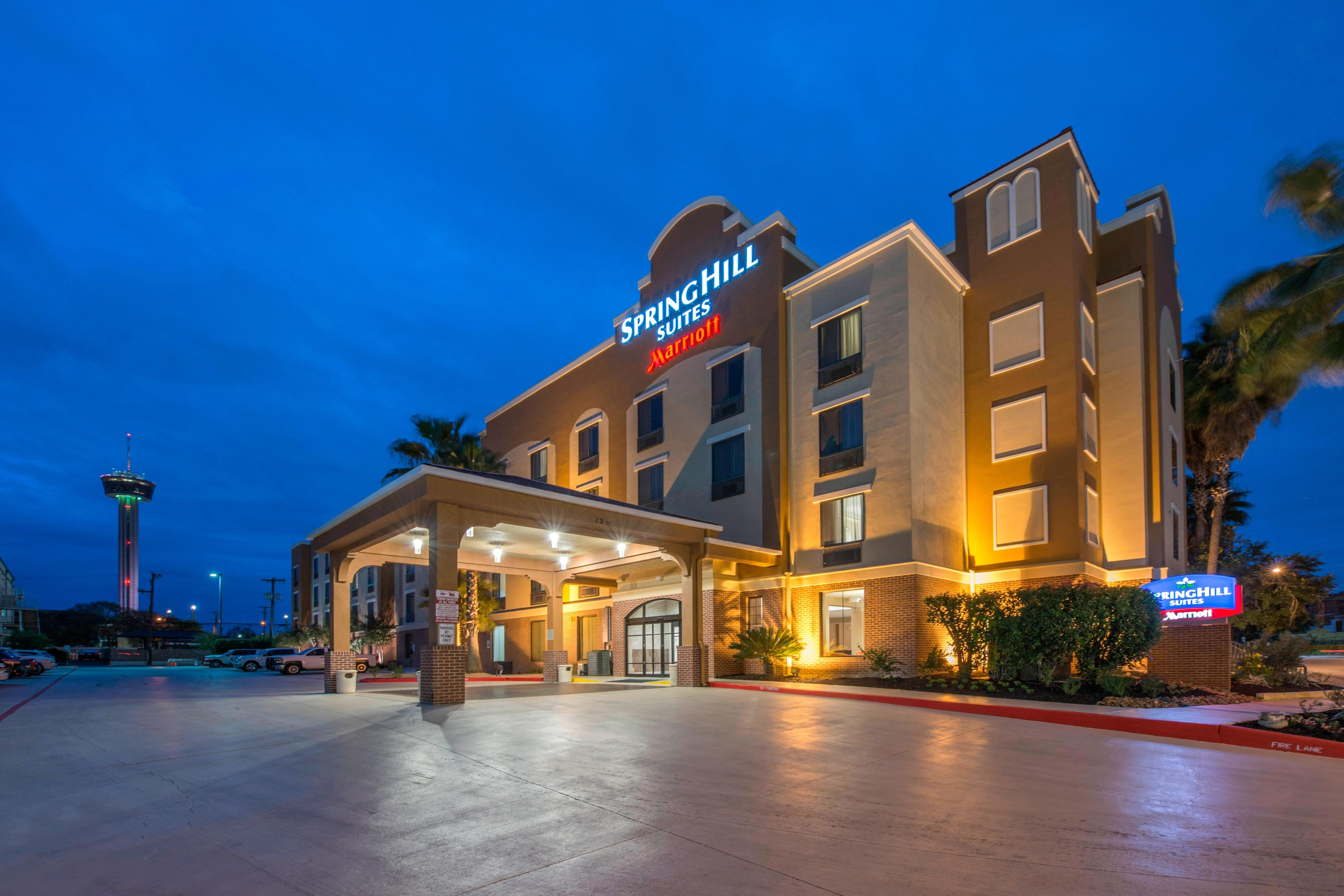 SpringHill Suites Marriott San Antonio