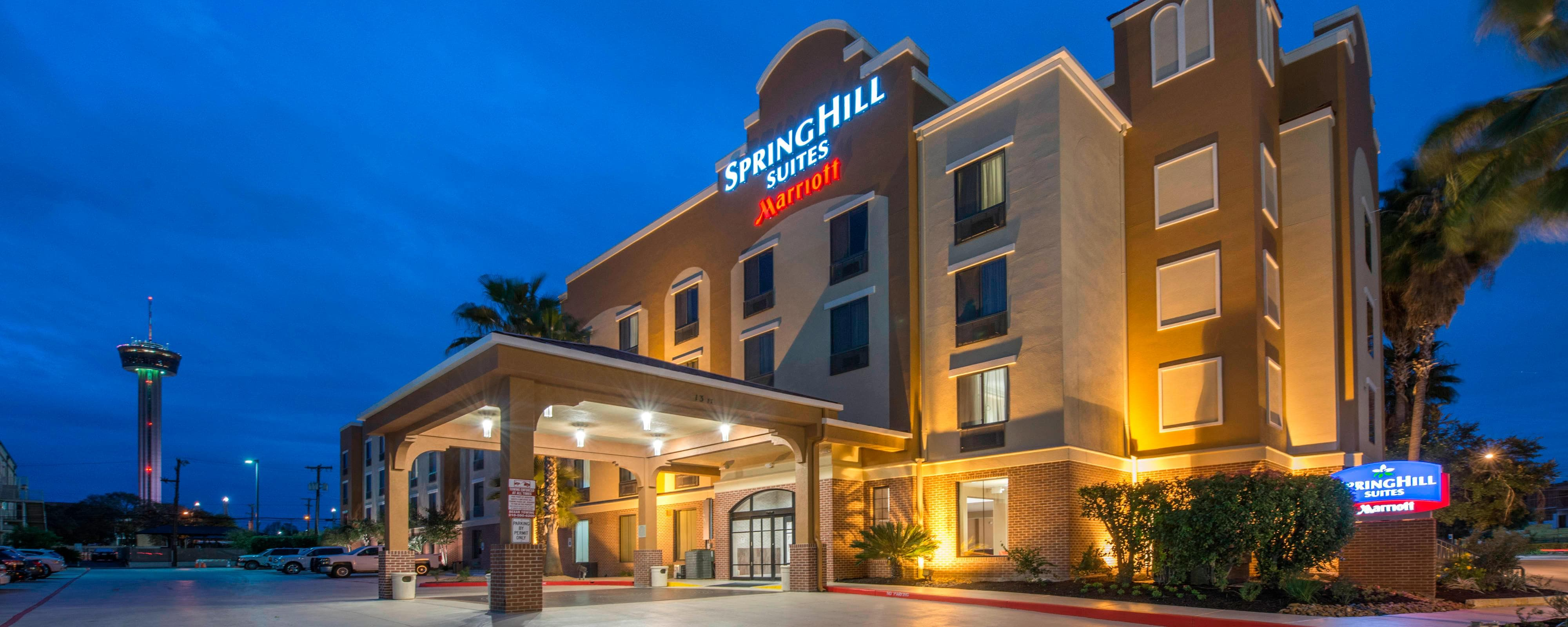 How to Get to SpringHill Suites San Antonio Downtown