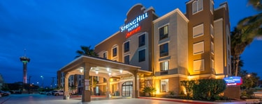 SpringHill Suites San Antonio Downtown/Riverwalk Area