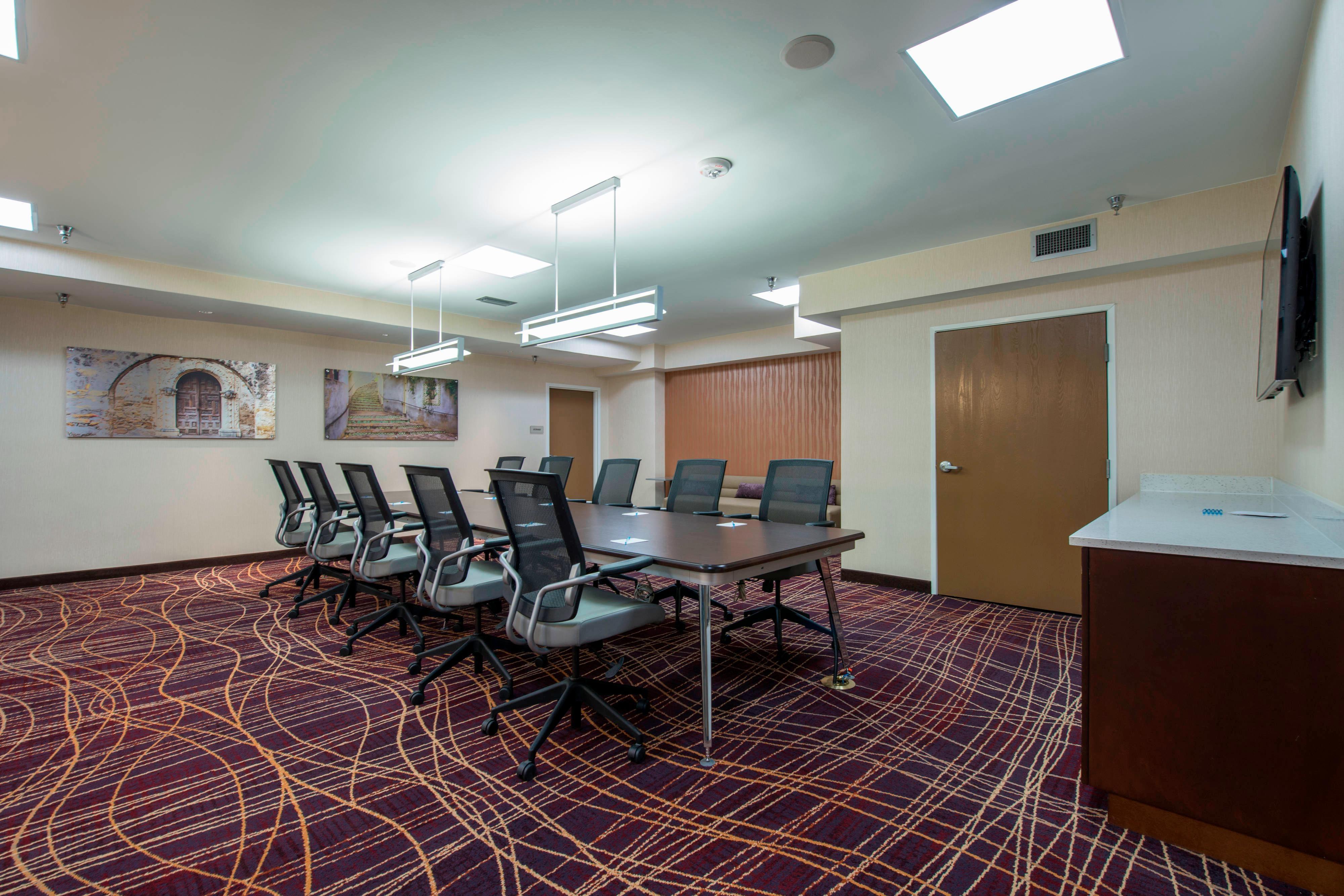 Instalaciones para reuniones en San Antonio, Texas