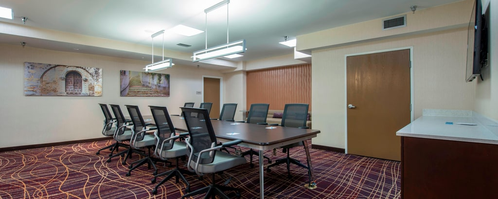 business meeting in san antonio at the springhill suites. Black Bedroom Furniture Sets. Home Design Ideas