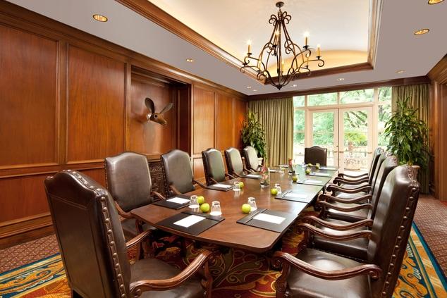 La Babia Executive Boardroom
