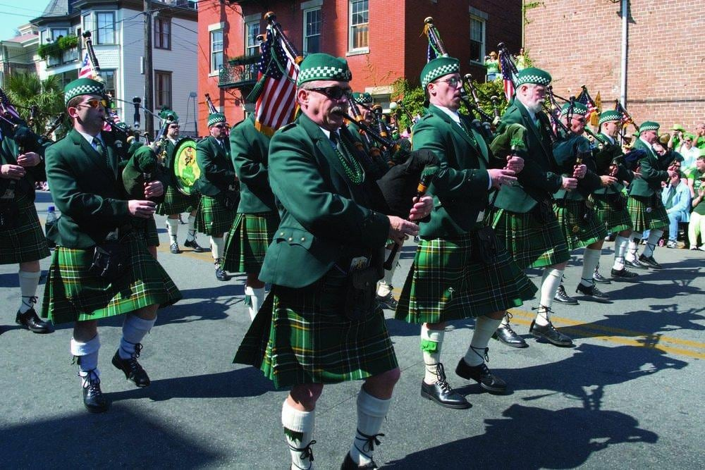 St. Patrick's Day Pipes & Drums