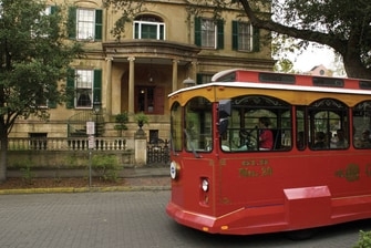 Savannah Trolley Tour