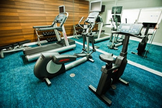 Savannah Airport Hotel Fitness Facilities