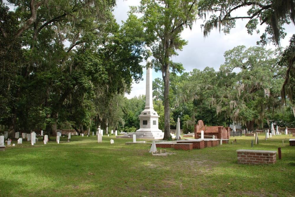Cemetery at Midway