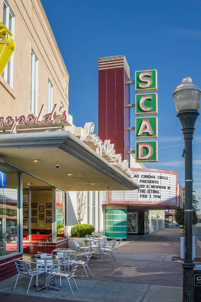SCAD's Trustees Theater Savannah, GA