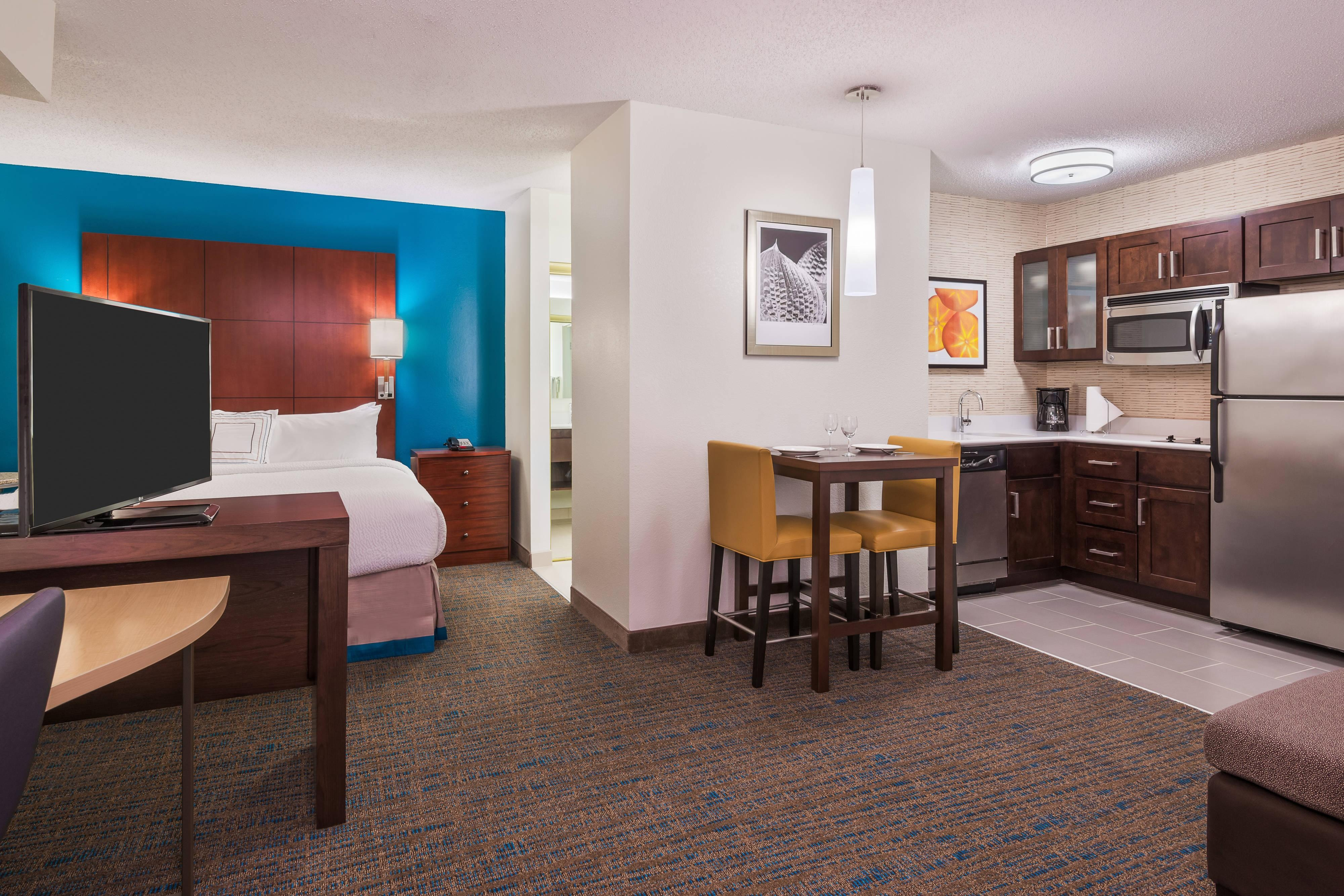 Feel At Home In Our Extended Stay Hotel Savannah