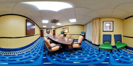 Boardroom – Savannah SpringHill Suites