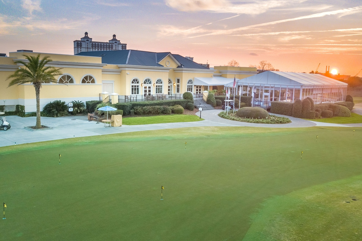 Golf Courses in Savannah, GA | The Westin Savannah Harbor ...