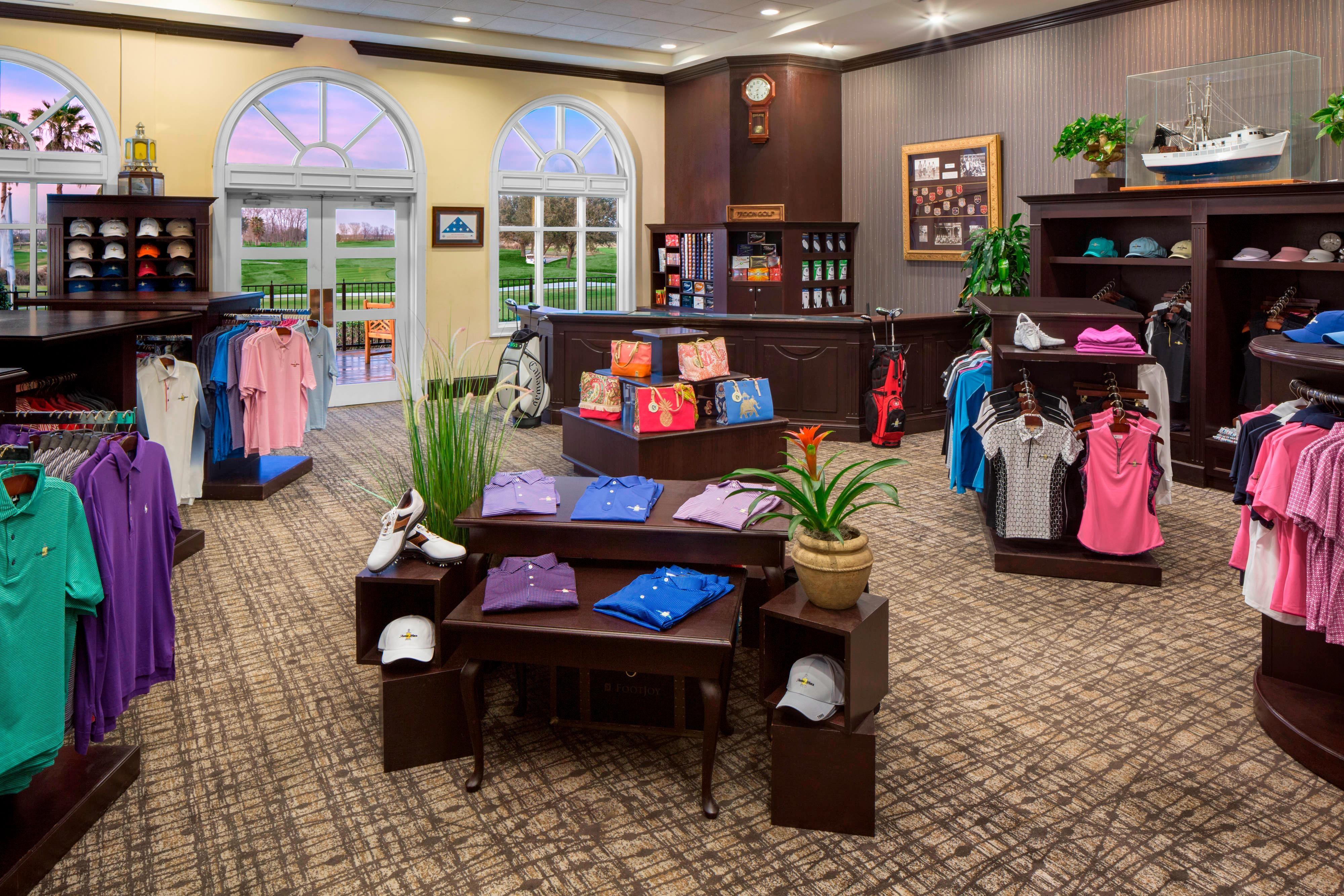 The Club Pro Shop