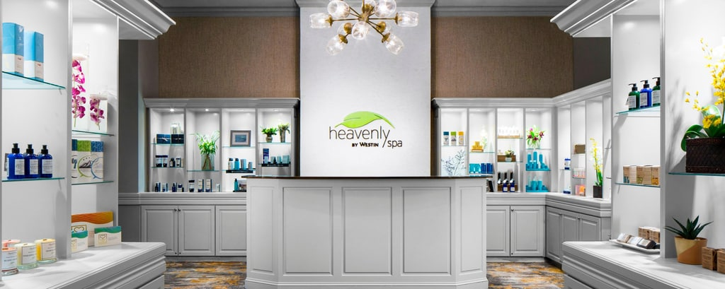 Heavenly Spa Reception