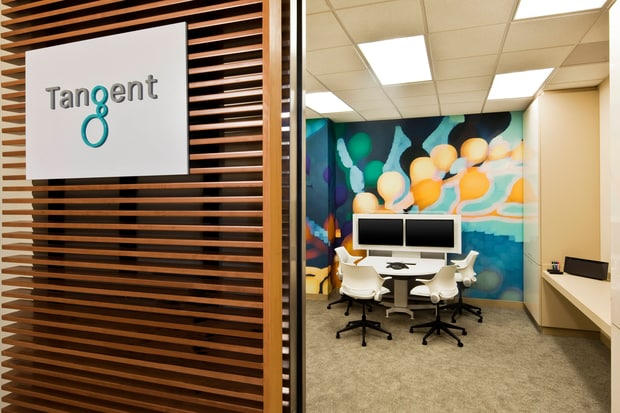 Tangent Meeting Space