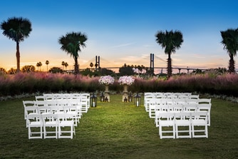 Club Wedding Ceremony