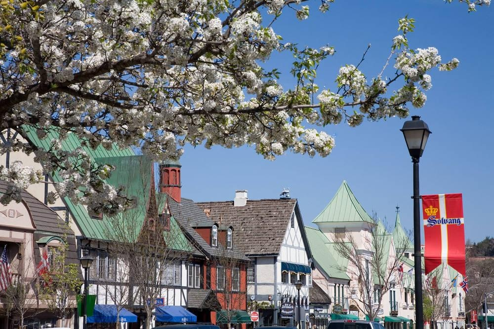solvang things to do