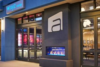 Remix Fireplace