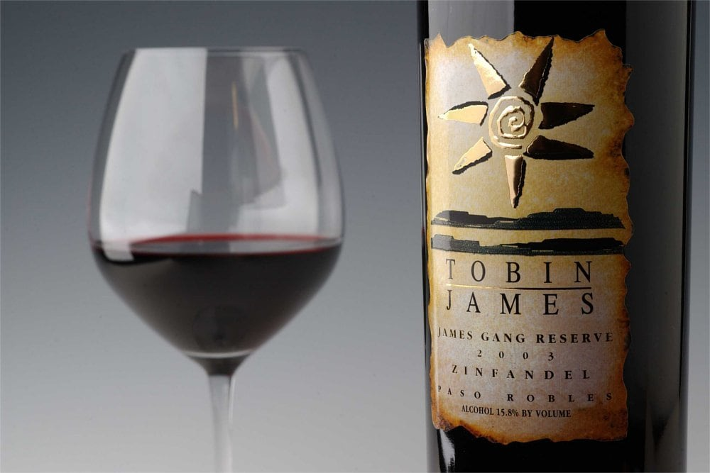 Tobin James Cellars Paso Robles