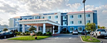 Fairfield Inn & Suites Chincoteague Island Waterfront