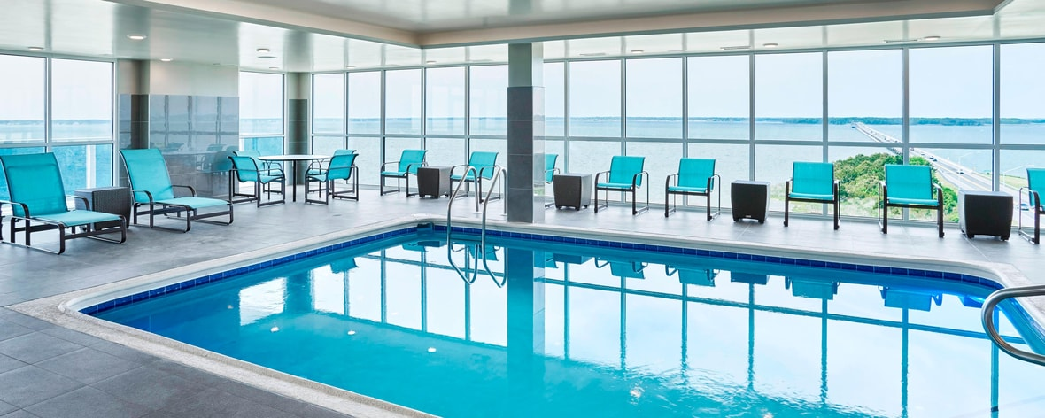 Hotels In Ocean City Md >> Beachfront Ocean City, MD Hotels | Residence Inn Ocean City