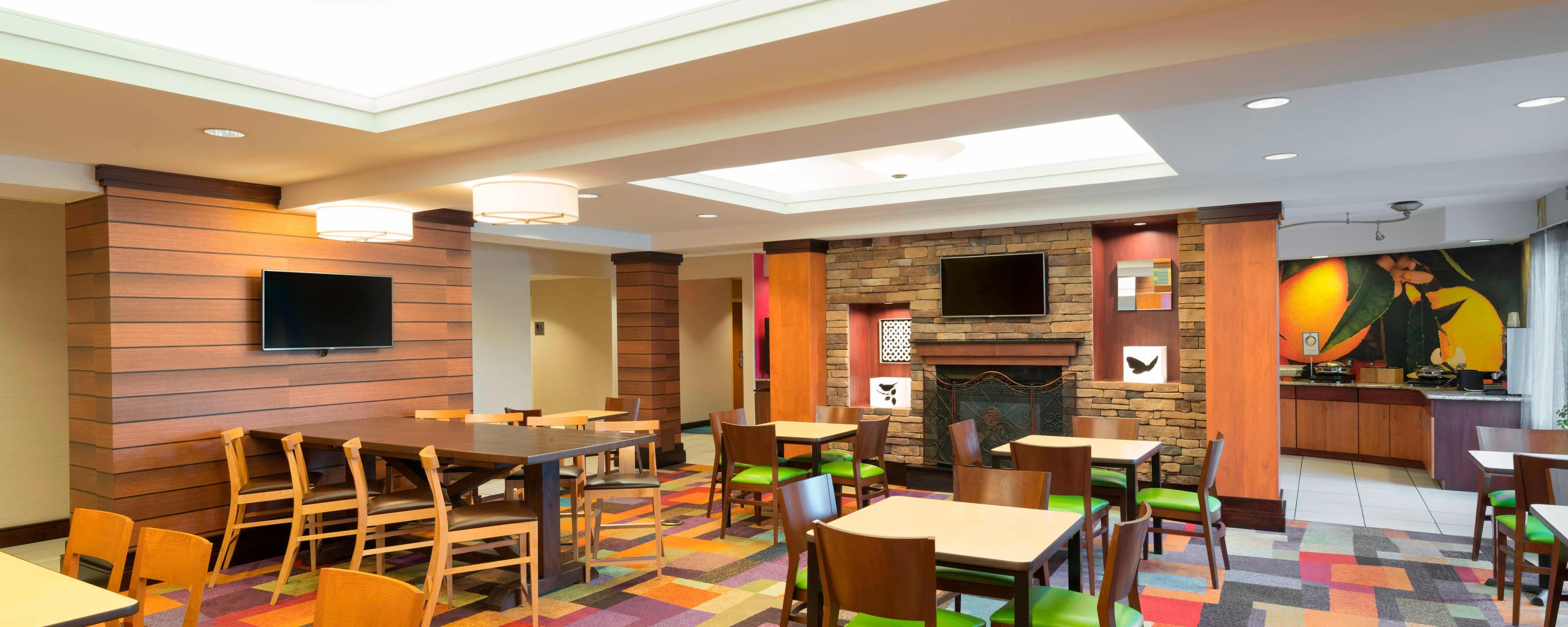 State College Hotels with Free Breakfast | Fairfield Inn & Suites ...
