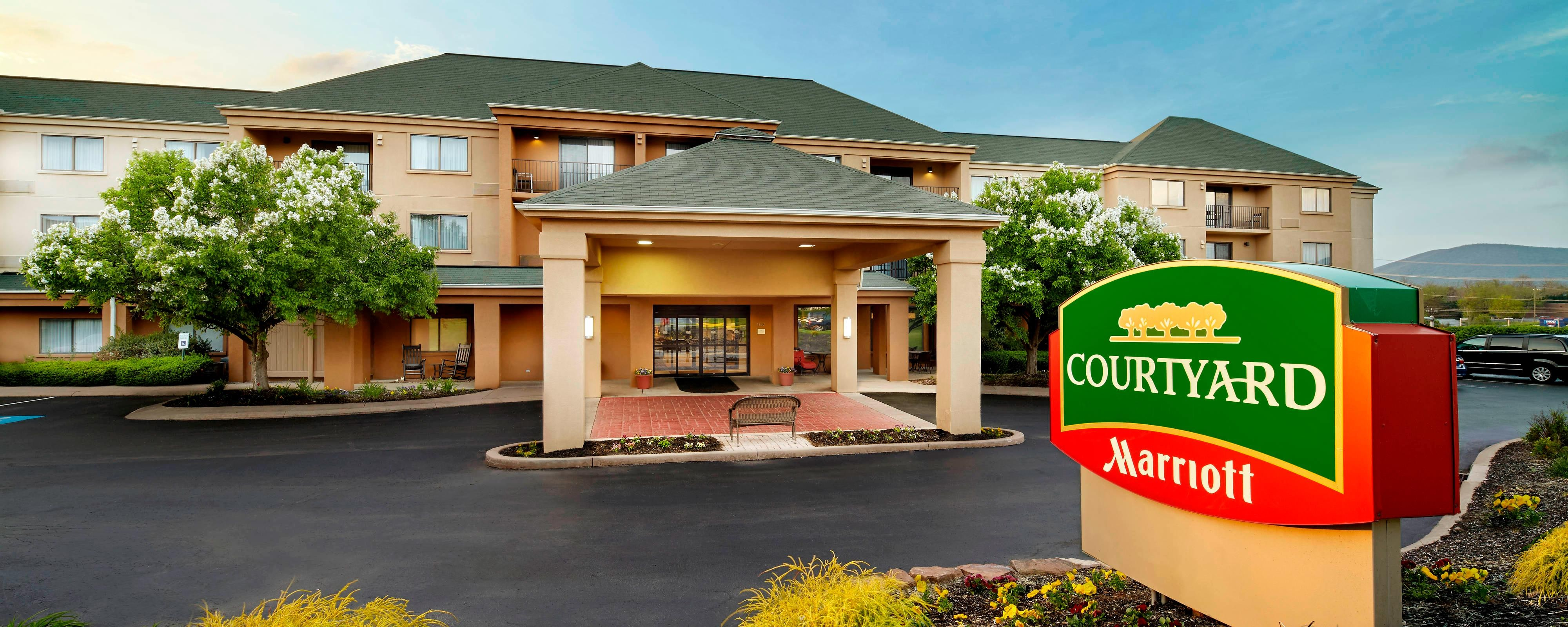Courtyard State College PA Hotel: near Penn State University hotel ...