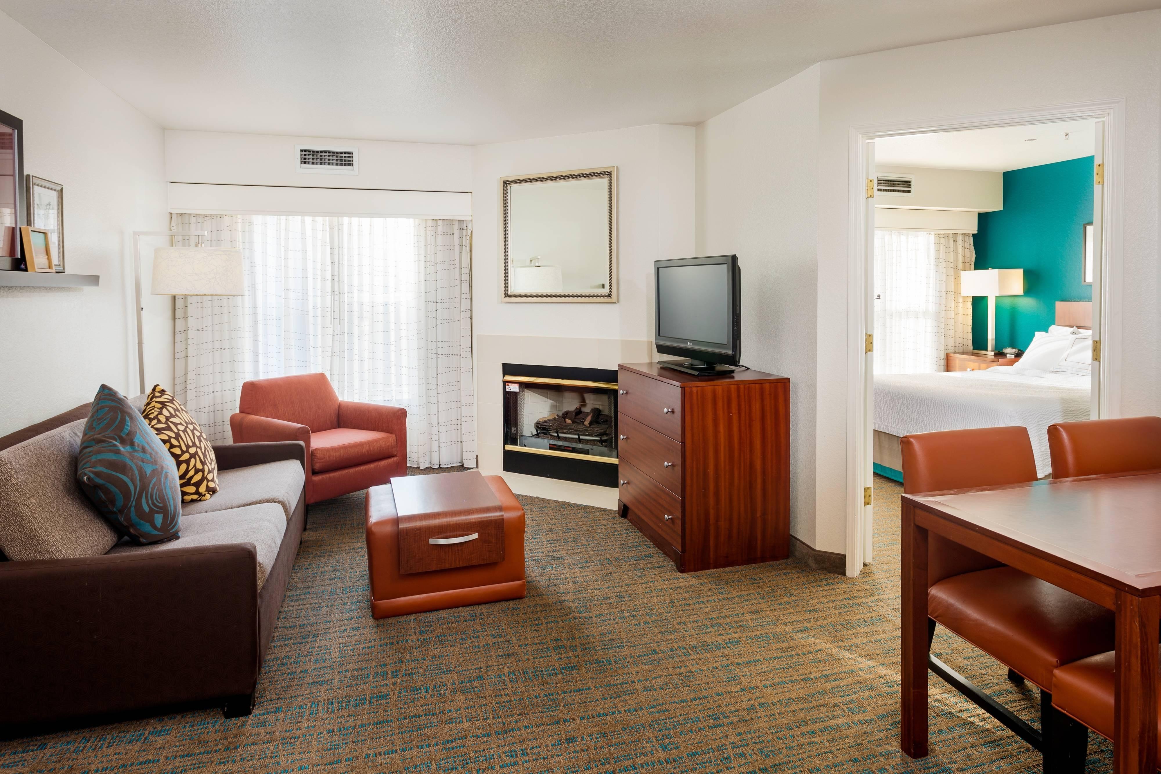 Suite mit zwei Schlafzimmern – Wohnbereich