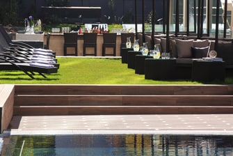 Santiago hotels with pool