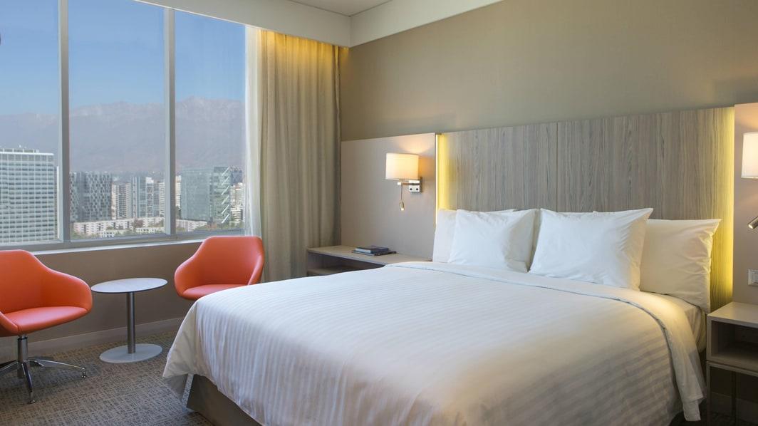 Santiago Las Condes Guest Room
