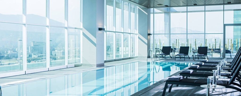Santiago Las Condes Indoor Pool
