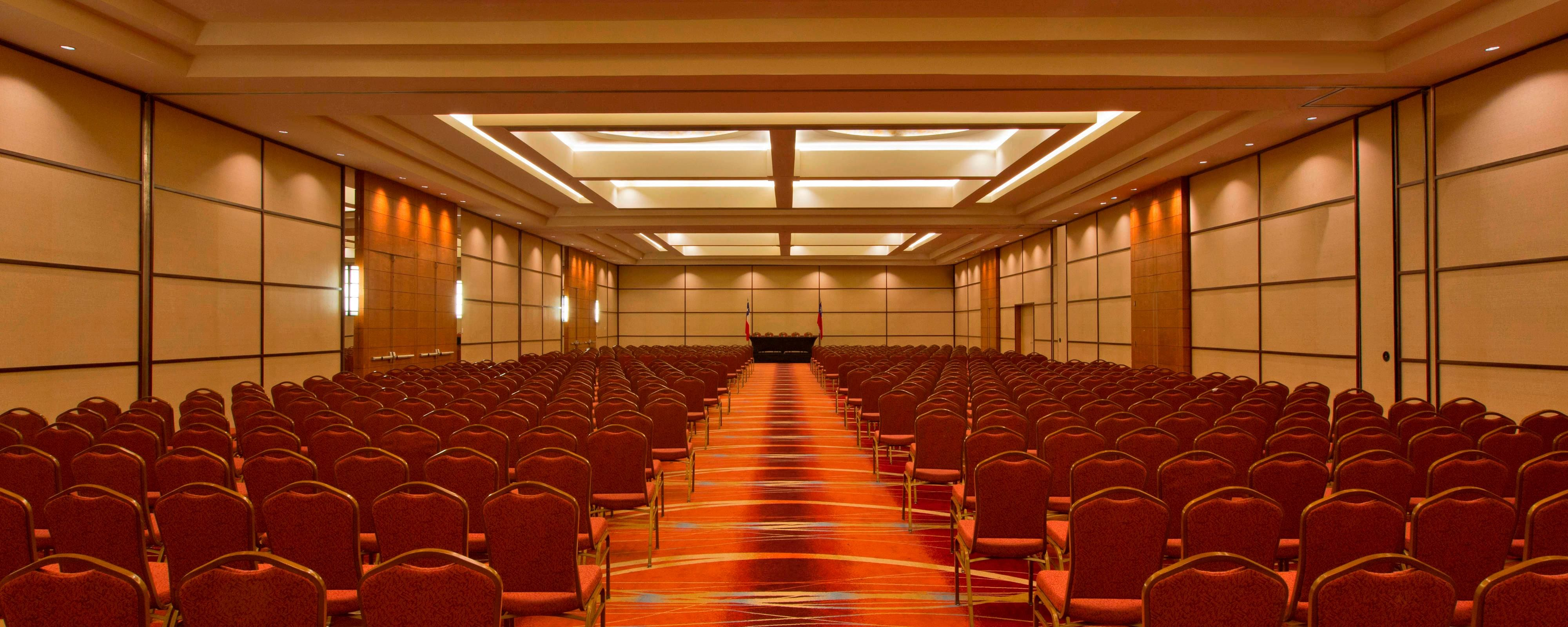 San Cristobal Room - auditorium setup