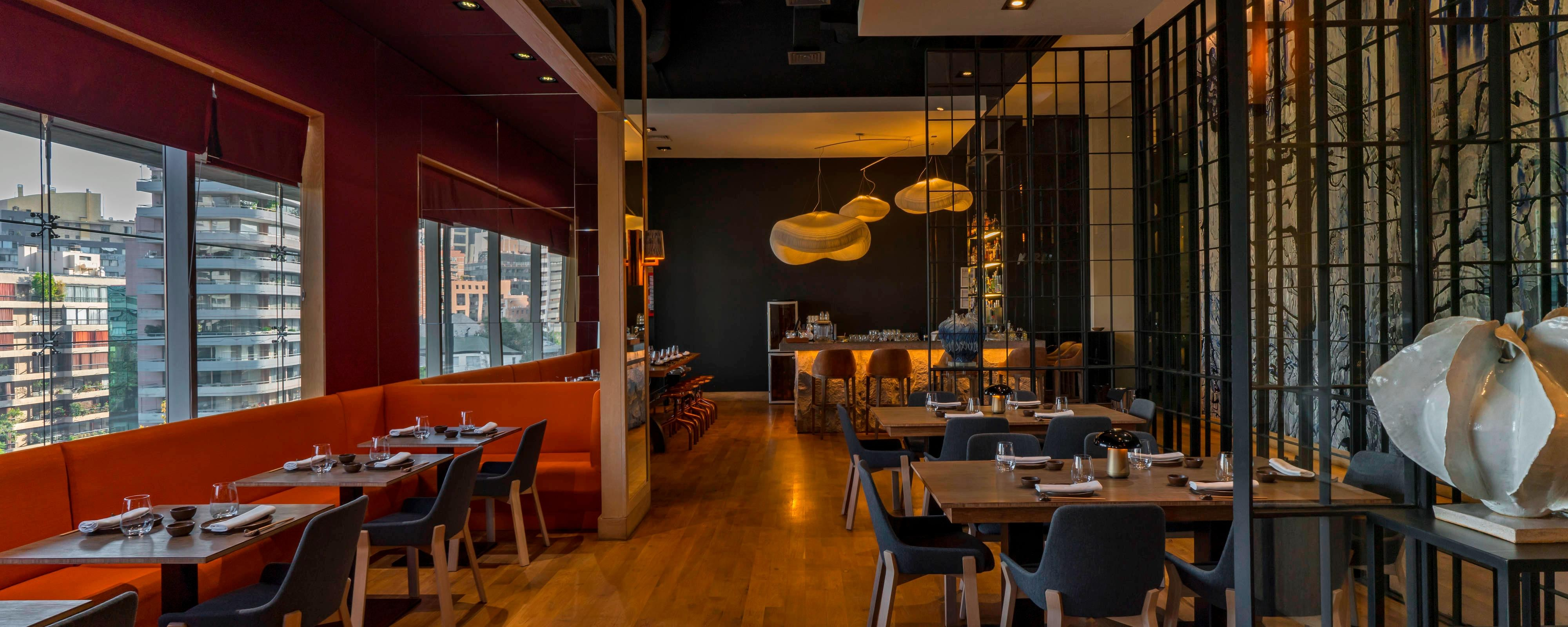 Las Condes Restaurants Bars W Santiago