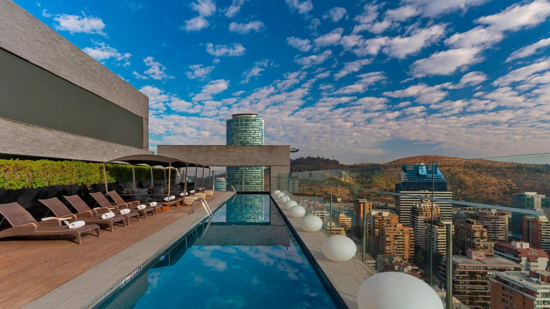 Luxury Hotel In Las Condes W Santiago