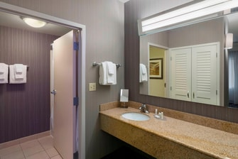 Suite bathroom in Scranton PA