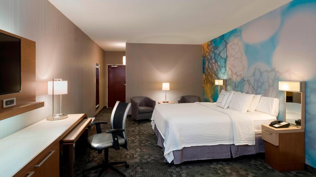 Habitación de hotel en Scranton, PA