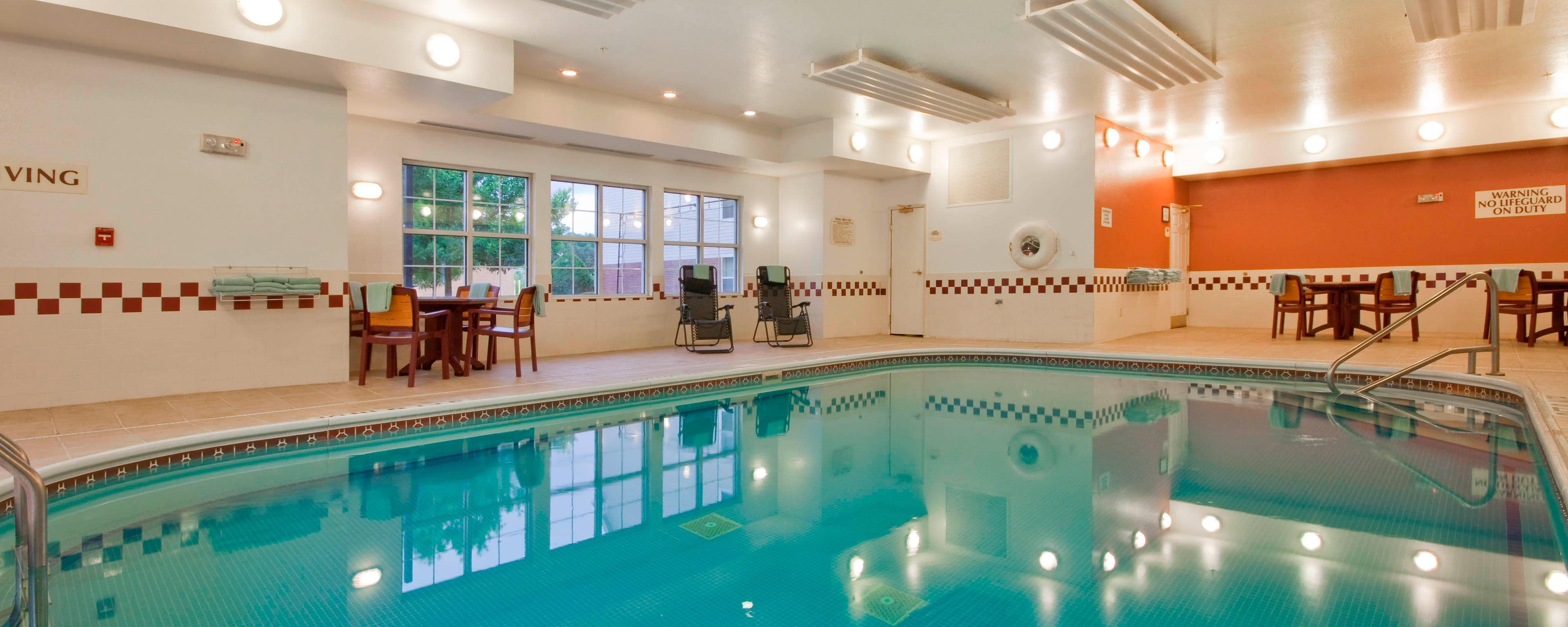 Scranton Pennsylvania Hotel Indoor Pool
