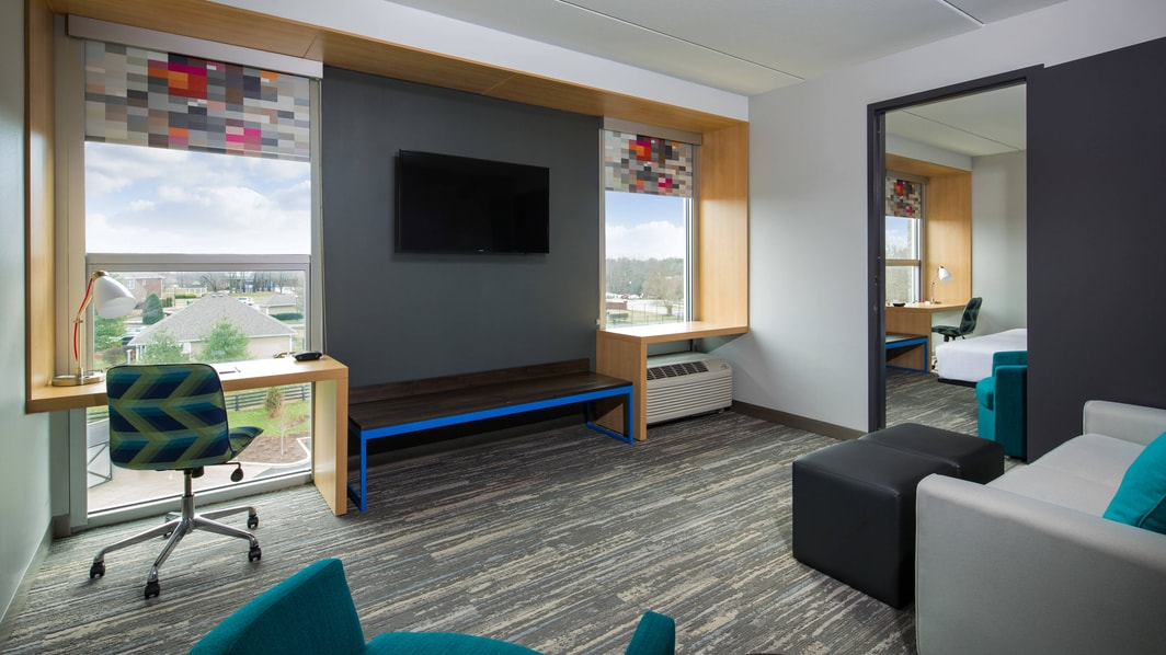Aloft King and Double Sofa Suite