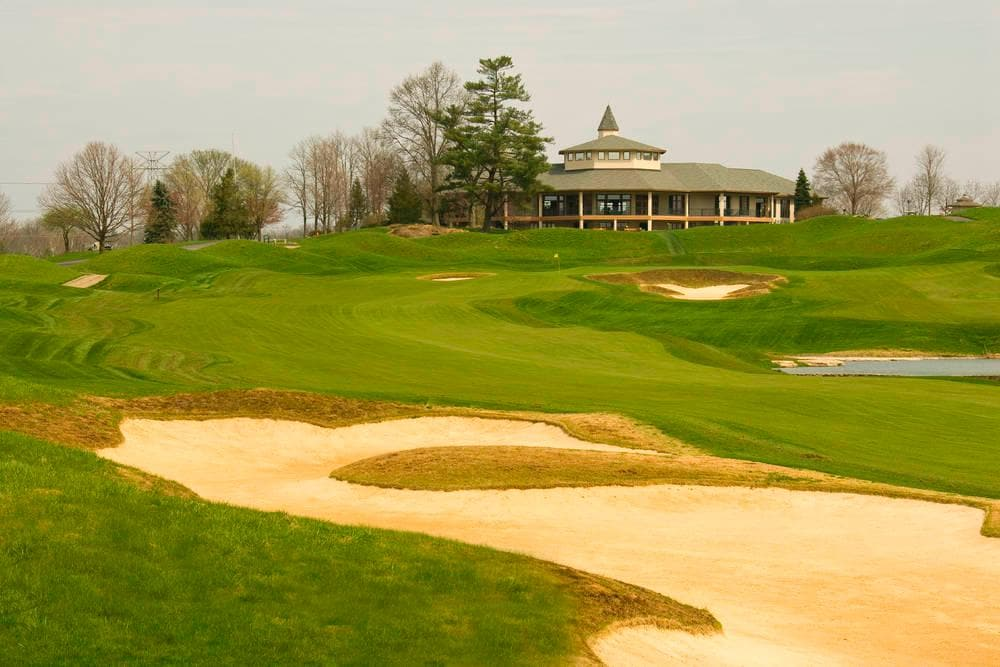Louisville Hotel Golf Courses