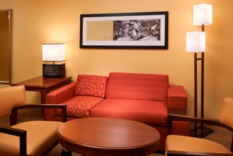 Suite – Sitting Area