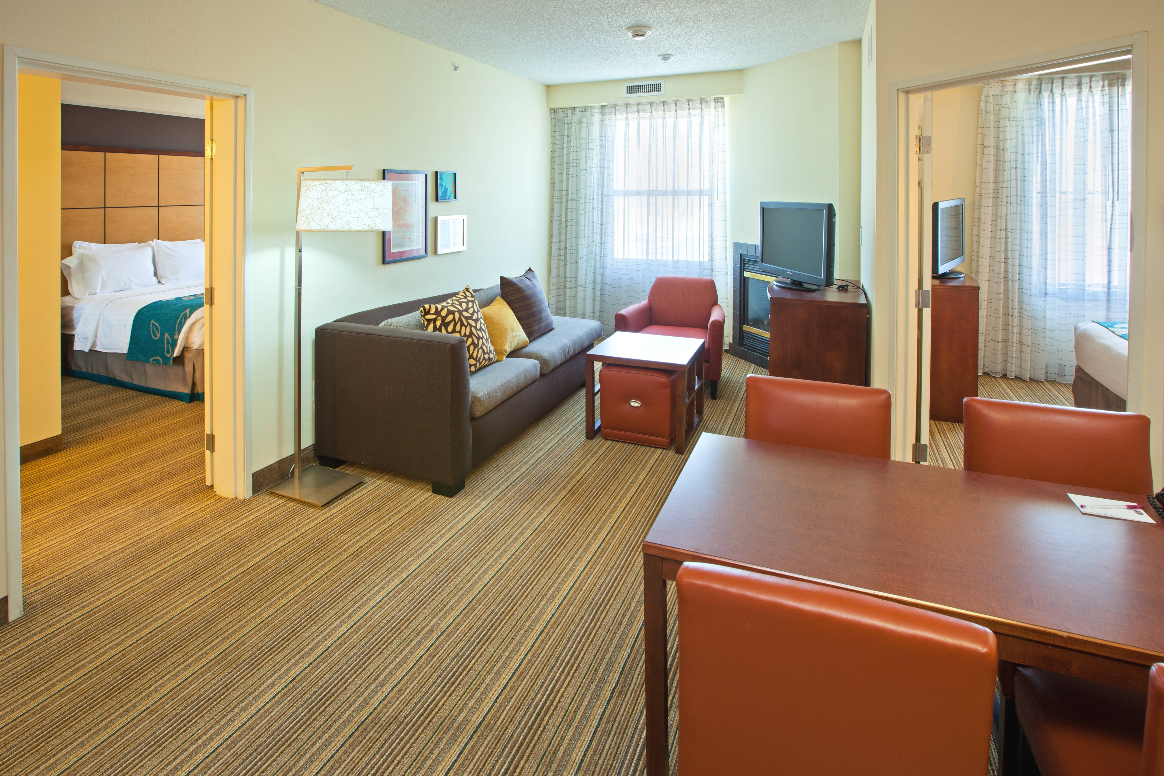 Louisville Extended Stay Hotels Residence Inn Downtown