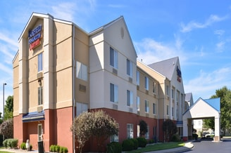 Fairfield Inn & Suites Louisville North