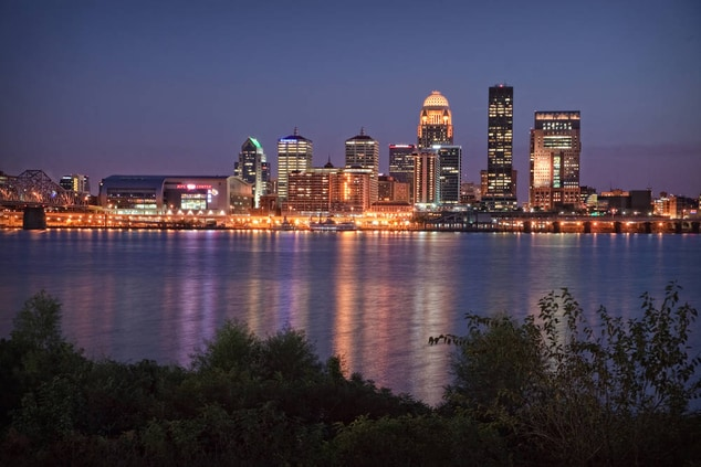 Downtown Louisville, KY