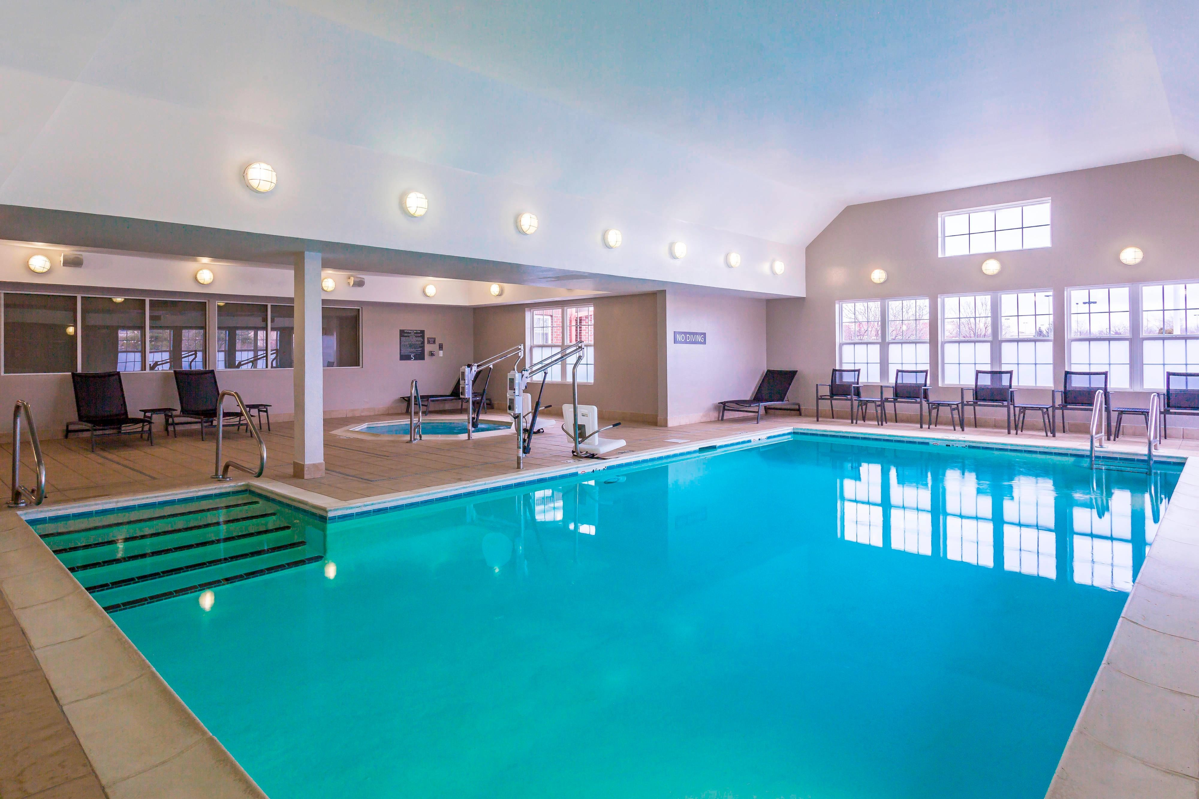 Northeast Louisville Hotel with Pool